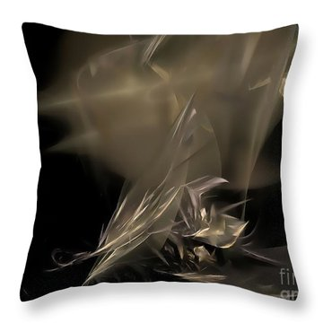 Abstraction 0151 Marucii Throw Pillow