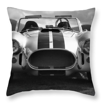 Ac Cobra 427 Throw Pillow