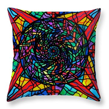 Academic Fullfillment Throw Pillow