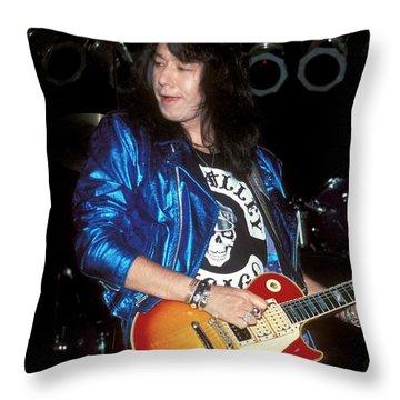 Ace Frehley Throw Pillow