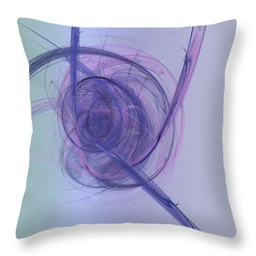 Acuor Throw Pillow