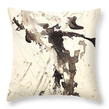 Adam Throw Pillow