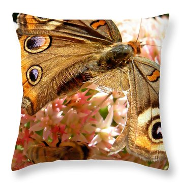 Adapted  Throw Pillow