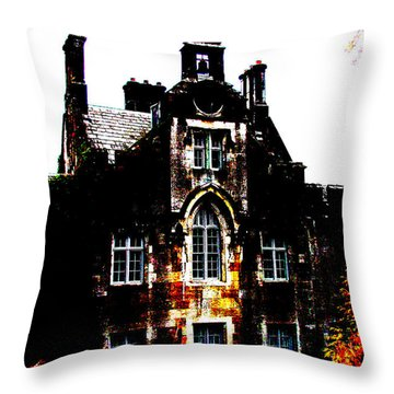 Adare Manor Throw Pillow