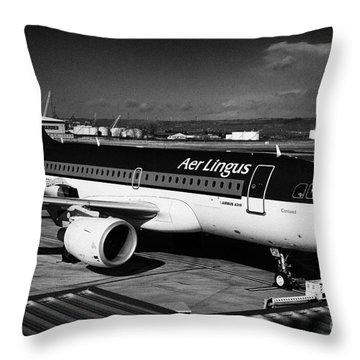 George Best Throw Pillows