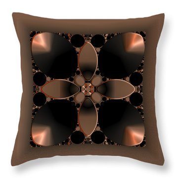 Affinity 2 Throw Pillow
