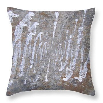 After Thought Throw Pillow by Tim Allen