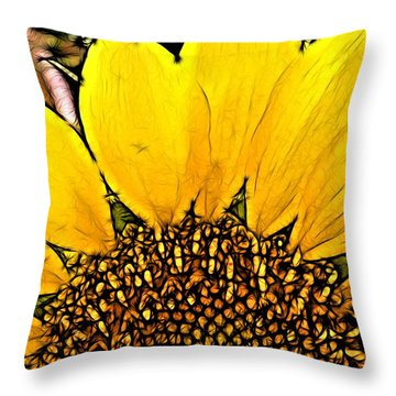 Against The Common Good Throw Pillow