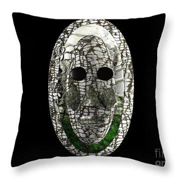 Ageless Spirit Throw Pillow by Jacqueline Lloyd
