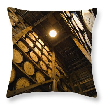 Aging - D008622 Throw Pillow