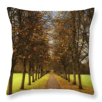 Ahead Throw Pillow