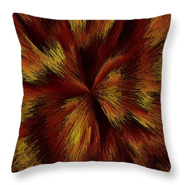 Ahelud Throw Pillow
