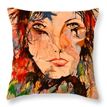 Aidree Throw Pillow