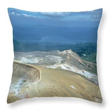 Aircraft Photography Throw Pillow
