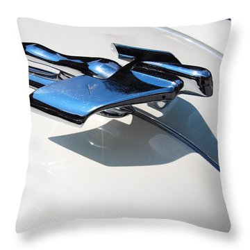 Airflyte Throw Pillow