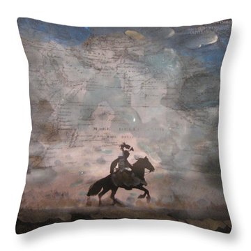 Alexander Throw Pillow