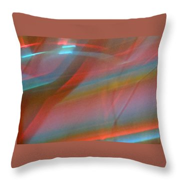 Alexandrine  Throw Pillow