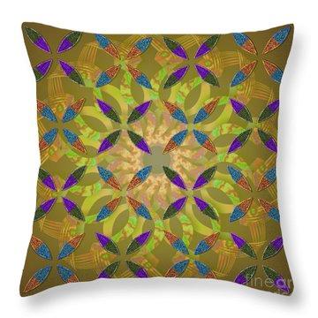 Alhambra No. 1 Throw Pillow