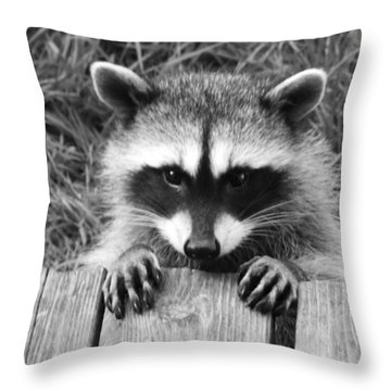 All Hands On Deck Throw Pillow