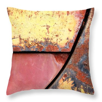 All-metal Body Throw Pillow