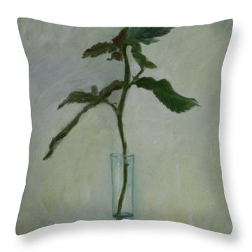 All My Love Throw Pillow by Margaret Norris
