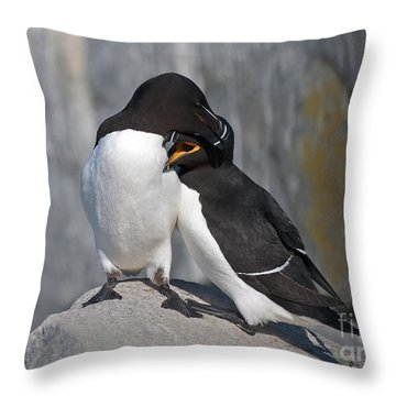 All You Need Is Love... Throw Pillow