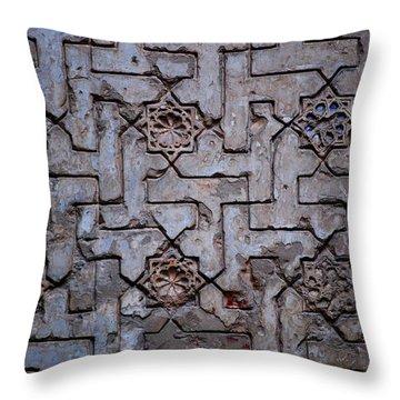 #allloveisunequited Throw Pillow by Becky Furgason