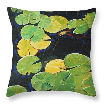 Alluring Throw Pillow