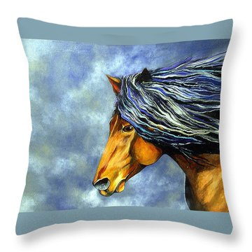 Almanzors Glissando  Throw Pillow