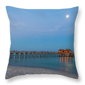 Almost Daylight Throw Pillow