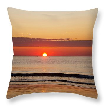 Almost Up Throw Pillow