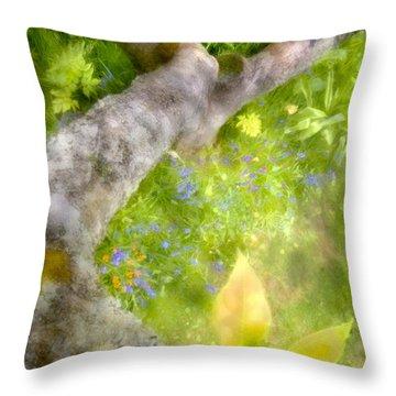 Aloft Throw Pillow by Richard Piper
