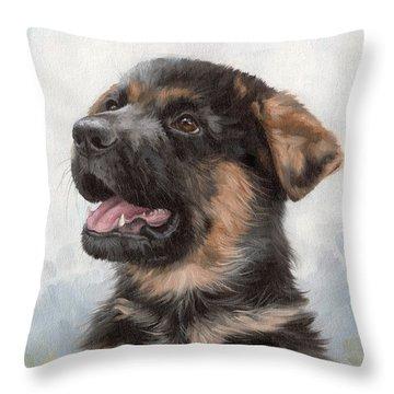 Alsatian Throw Pillows