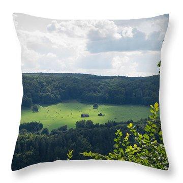 Altenbrak - Boeser Kleef Throw Pillow by Andreas Levi