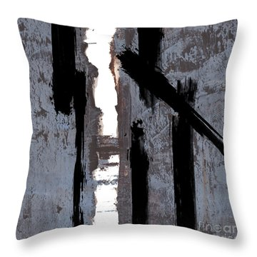 Alternative Edge Il Throw Pillow by Paul Davenport