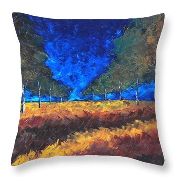 Always Dreaming Throw Pillow