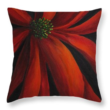 Amaranta Throw Pillow