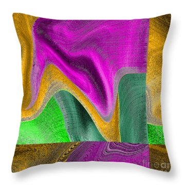 Ambie Throw Pillow