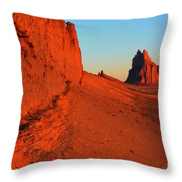 America The Beautiful New Mexico 1 Throw Pillow by Bob Christopher