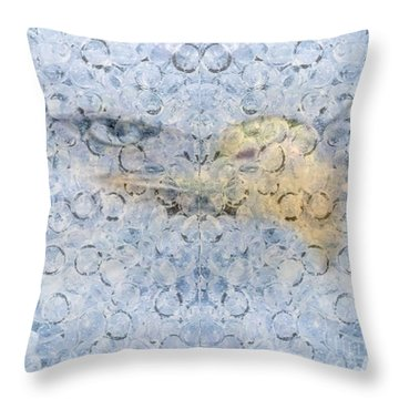 American Eagle Art Throw Pillow