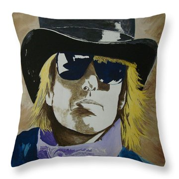 American Guy Throw Pillow
