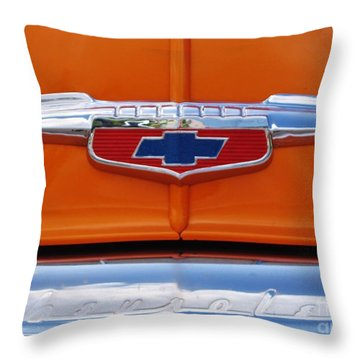 American Made Throw Pillow by Craig Wood