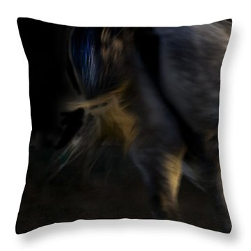Americano 12 Throw Pillow
