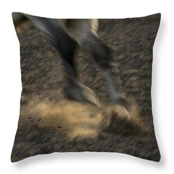 Americano 17 Throw Pillow