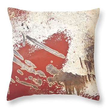 Amoeba  Amoebae Abstract Throw Pillow
