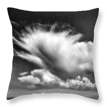 Biker Throw Pillows