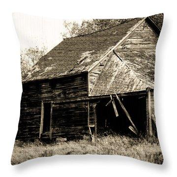 An Era Past Throw Pillow