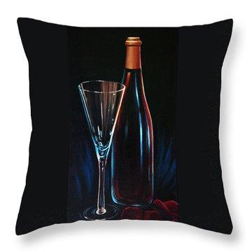 An Invitation To Romance Throw Pillow