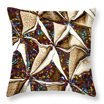 Original Variation Throw Pillow by Kellice Swaggerty