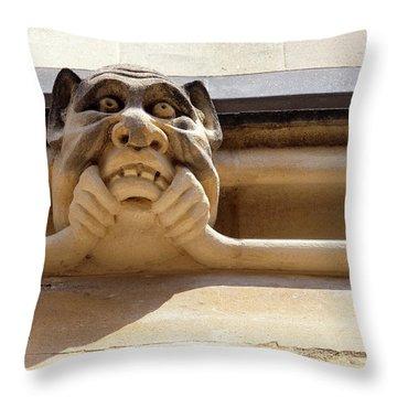 University Of Oxford Throw Pillows